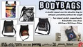 Featured Merch - Branded Bodybags from your favourite recording artists - Thumbnail