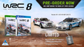 World Rally Championship 8 (PS4/Xbox One) on Pre-Order + WRC8 Limited Edition Keychain. Due 5 September 2019. - Thumbnail