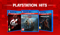 New PlayStation Hits - God of War, Uncharted: The Lost Legacy and Gran Turismo Sport - Thumbnail
