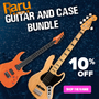 Guitar & Case Bundle Deal - Buy a Guitar with a Bag or Case & Get 10% Off - Thumbnail