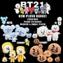 New BT21 Plush Merch Now Available - Thumbnail