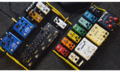 Nux Bumblebee Pedalboards Now Available - Thumbnail