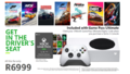 Purchase a Xbox Series S Console and claim your 3 MONTHS GAME PASS ULTIMATE - Offer Ends 31 December 2021. - Thumbnail