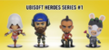 Ubisoft Chibi Figurine - Ubisoft Heroes Collection Series 1 - Now in Stock - Thumbnail