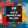 Buy 5 Tamiya Model Paints & Save 15% - Thumbnail