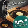Use Coupon Code RCC-VINYLCOUNTDOWN to Get 10% Off Selected Vinyls - Thumbnail