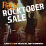 Raru Rocktober Sale Now On! Save BIG on Musical Instruments! - Thumbnail