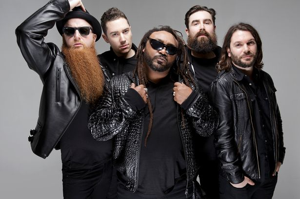 News Skindred Release New Video Sound The Siren Raru