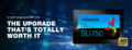 Uprgrade Your PC with ADATA's Range of Ultimate SU750 SSDs - Thumbnail